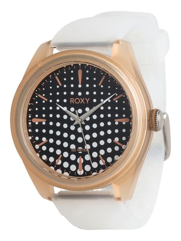 0 Popadopalis - Reloj Analógico para Mujer Rosa ERJWA03007 Roxy