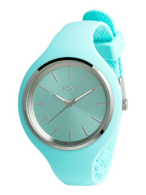 0 Alley - Analoge Uhr für Frauen Blau ERJWA03028 Roxy