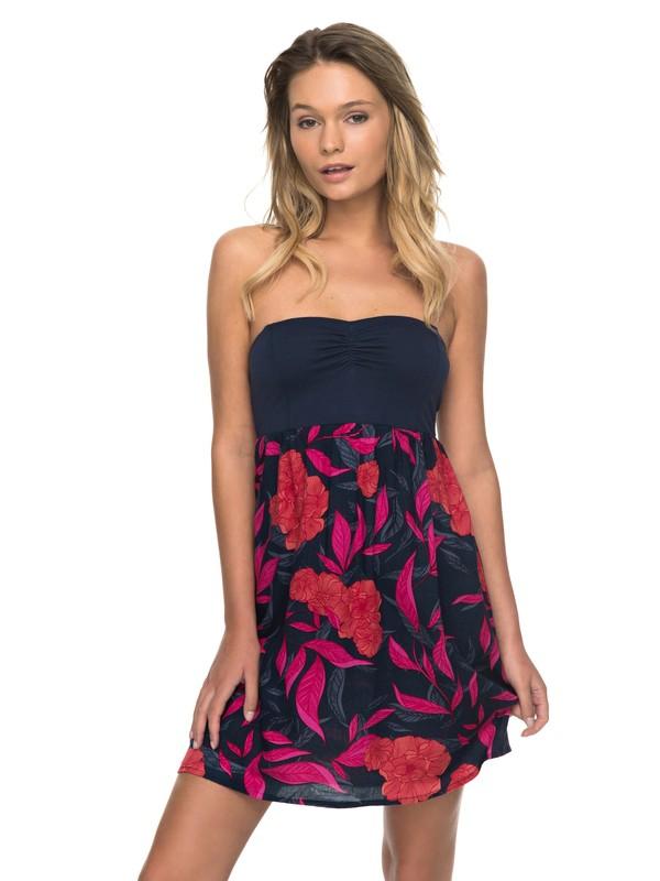 0 Ocean Romance Strappy Dress  ERJWD03171 Roxy
