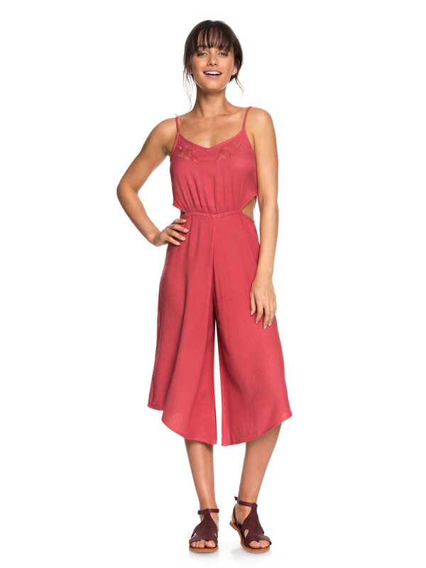 0 Waterfall Reflect Midi Romper  ERJWD03232 Roxy