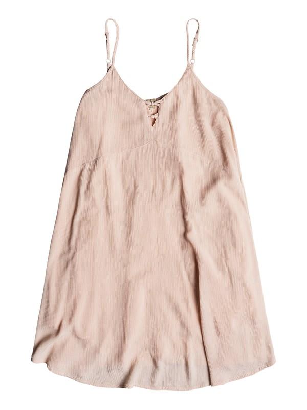 0 Vestido con Tirantes -Full Bloom Rosa ERJWD03246 Roxy