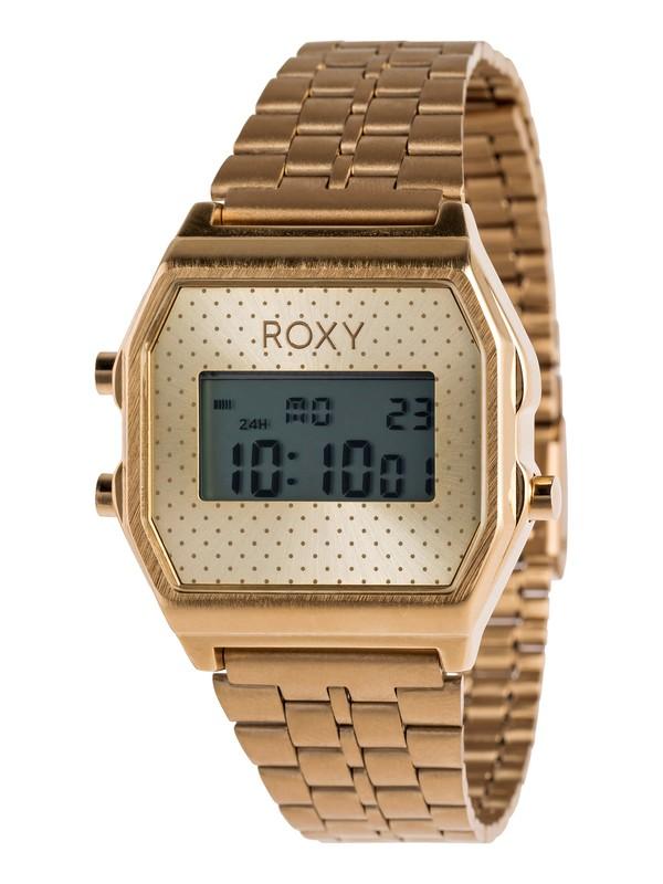 0 Shibu Digital Watch Yellow ERJWD03291 Roxy