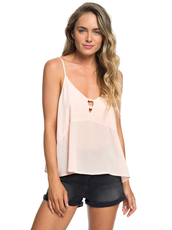 0 Shifting Sky Cami Top Pink ERJWT03225 Roxy