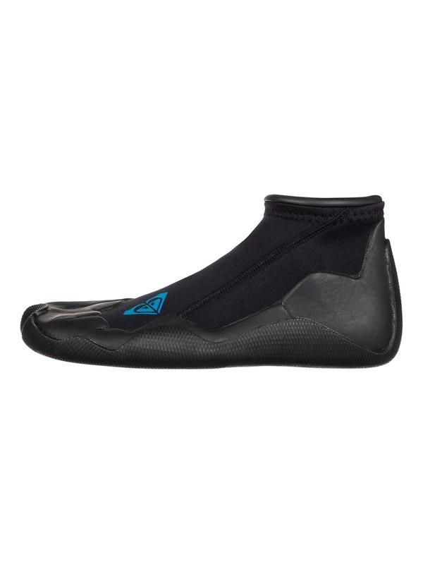 0 1mm Syncro Reef Walker - Surf Boots for Women Black ERJWW03001 Roxy