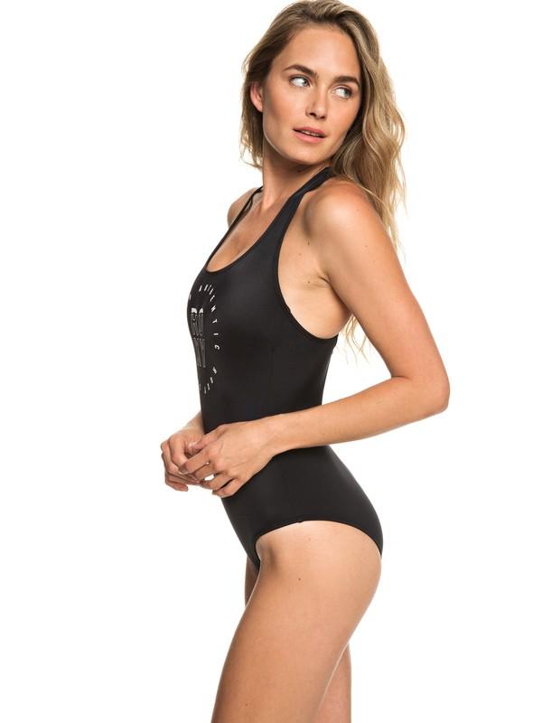 0 ROXY Fitness - Badeanzug für Frauen Schwarz ERJX103168 Roxy