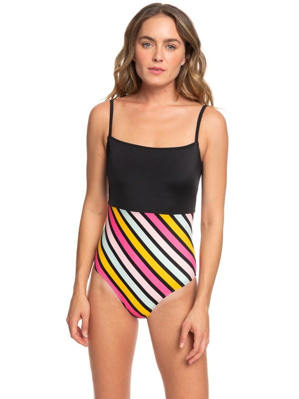 0 POP Surf One-Piece Swimsuit Pink ERJX103195 Roxy