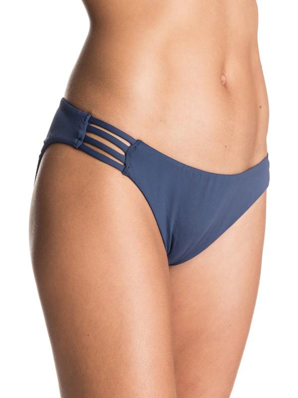 0 Strappy Love Reversible 70'S Bikini Bottoms  ERJX403282 Roxy
