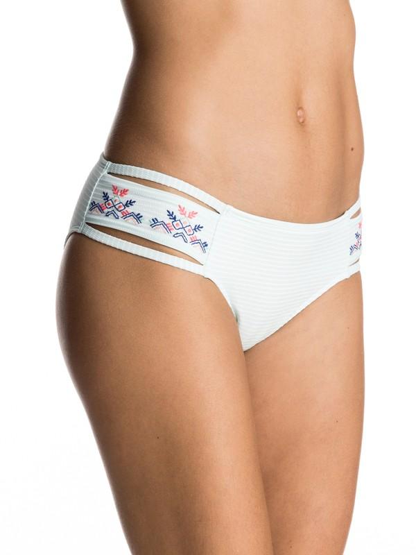 0 Delicate Touch - Bikini Bottoms Blue ERJX403298 Roxy