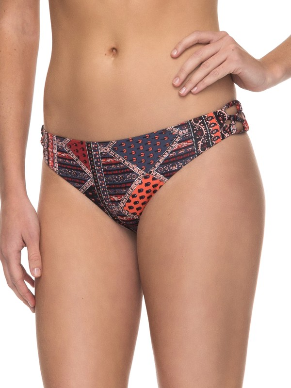 0 Festival Bazar Base Girl Bikini Bottoms  ERJX403494 Roxy