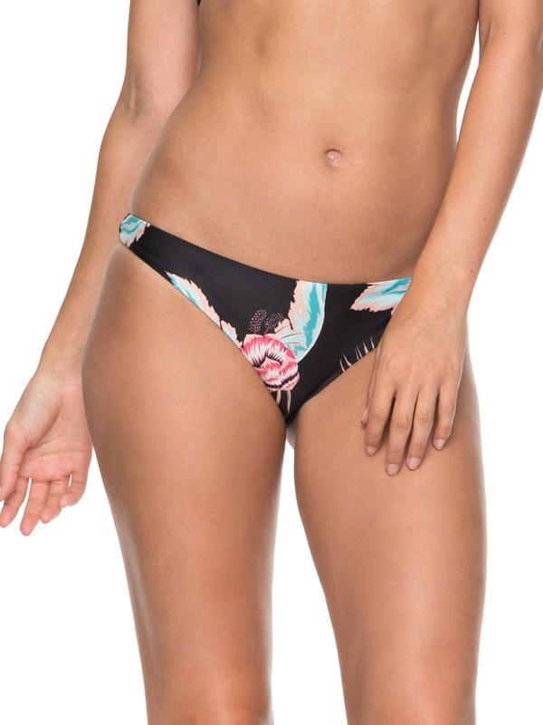 0 ROXY Fitness - Bas de bikini Surfer pour Femme Noir ERJX403534 Roxy