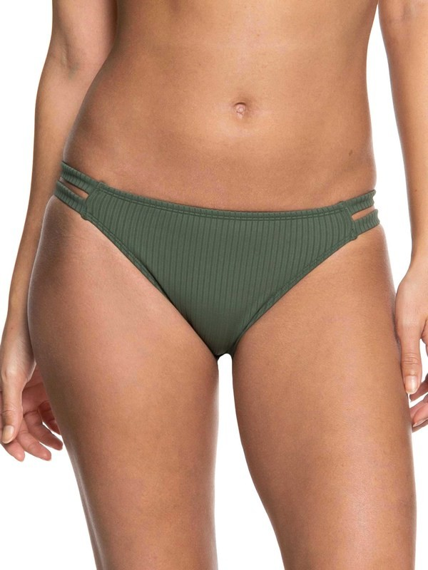 0 Goldy Sandy - Bas de bikini couvrance maxi pour Femme Marron ERJX403615 Roxy