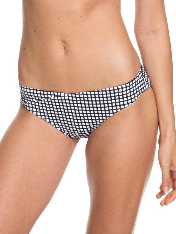 0 Beach Classics - Braguita de Bikini Discreta para Mujer Blanco ERJX403683 Roxy