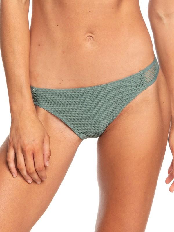 0 Garden Summers - Braguita de Bikini Normal para Mujer Verde ERJX403691 Roxy