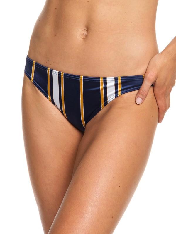 0 Romantic Senses - Braguita de Bikini de Cobertura Moderada para Mujer Azul ERJX403700 Roxy