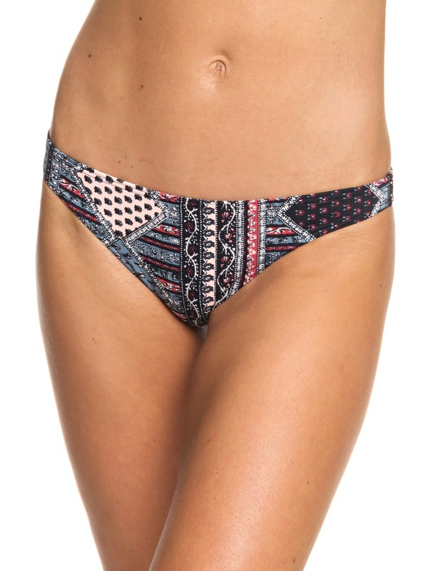 0 Romantic Senses - Bas de bikini couvrance légère pour Femme Noir ERJX403700 Roxy