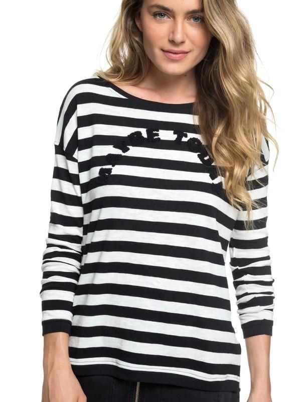 0 Constellation Party A - Sweatshirt pour Femme Noir ERJZT04385 Roxy