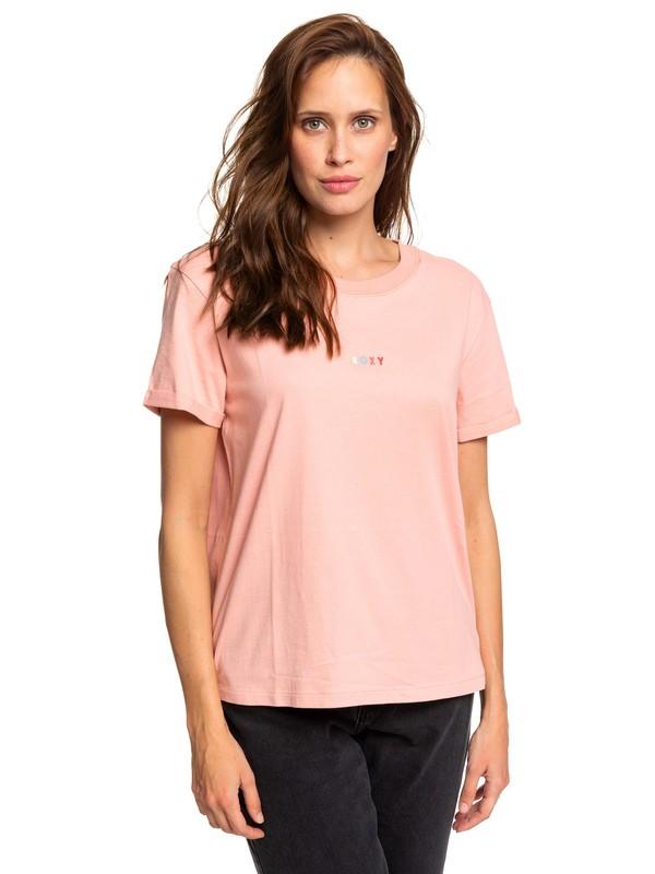 0 Surfing In Rhythm A - T-Shirt Pink ERJZT04692 Roxy