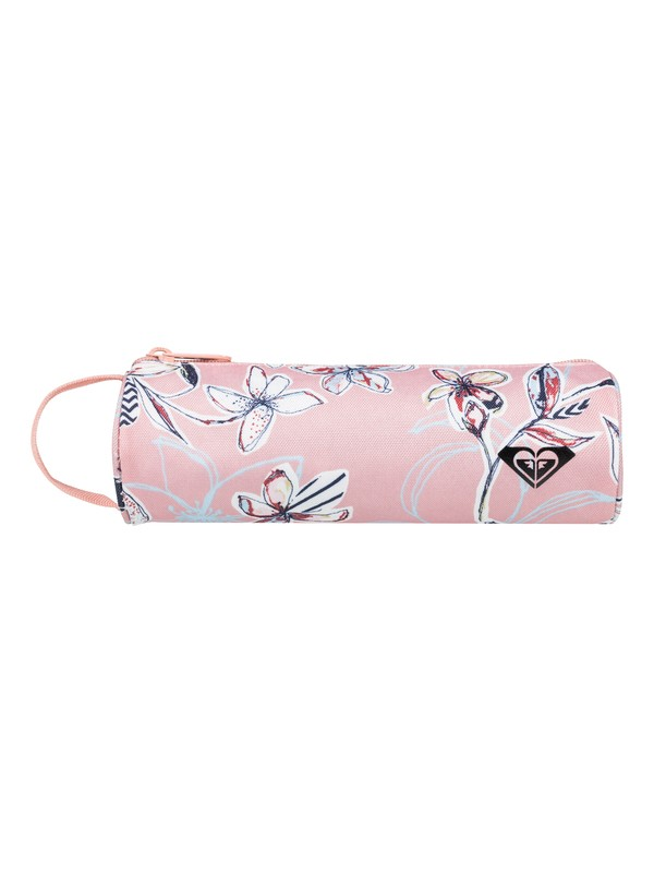 0 Off The Wall - Estuche escolar Rosa ERLAA03017 Roxy