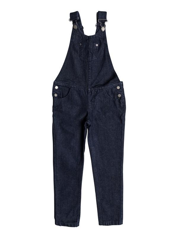 0 Random Ideas - Jean slim pour Fille 2-7 ans Bleu ERLDP03020 Roxy