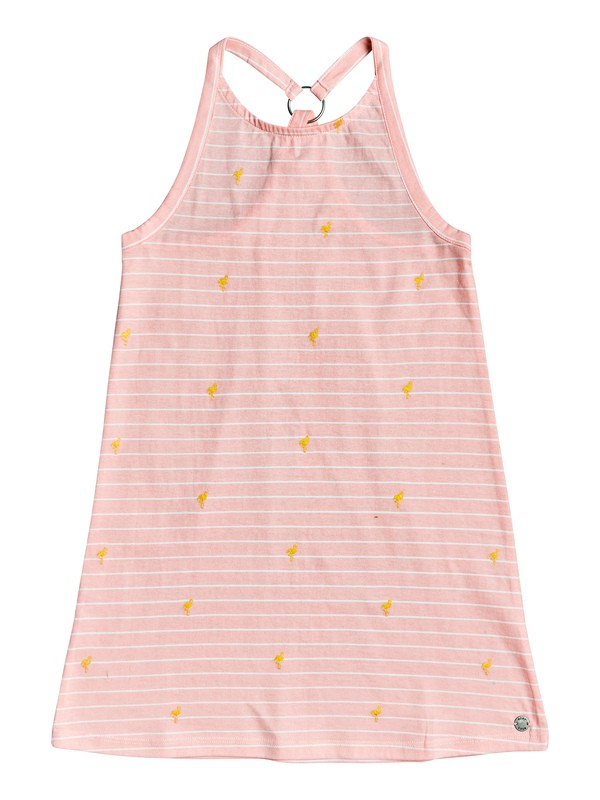 0 Girl's 2-6 The Tree Strappy Dress Pink ERLKD03065 Roxy