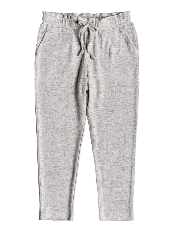 0 Girl's 2-6 Someone New Super-Soft Joggers Grey ERLNP03033 Roxy