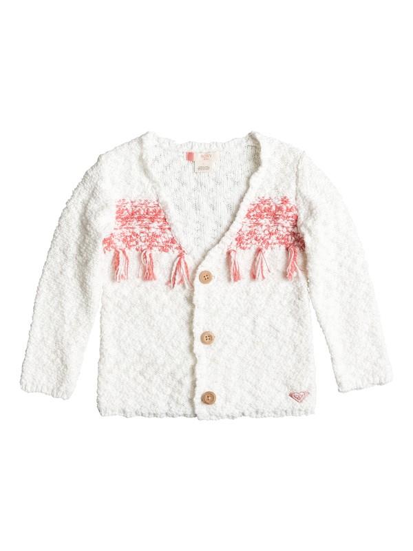 0 Girls 2-6 Jesper Out Button Up Sweater  ERLSW03015 Roxy