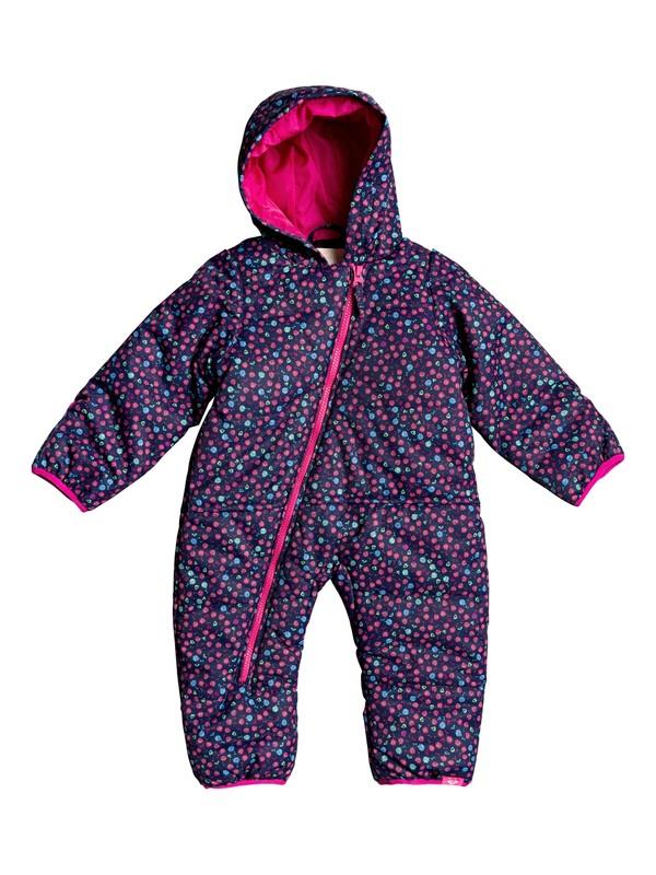 0 Rose Snowsuit Blue ERLTS03007 Roxy