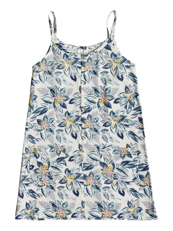 0 Summer Boo - Strappy Dress for Girls 2-7 Pink ERLWD03057 Roxy