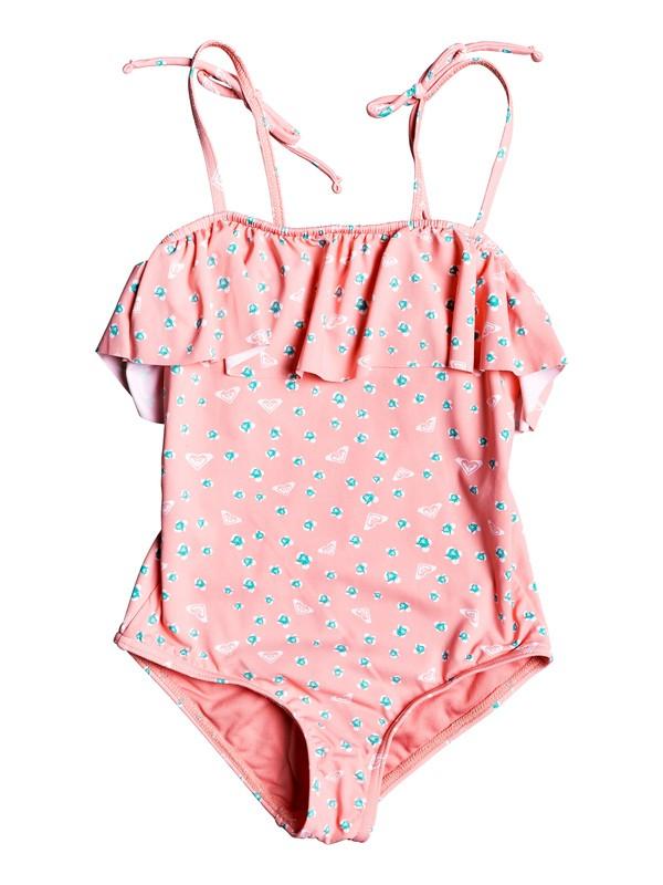0 Splash Party One-Piece Swimsuit Pink ERLX103040 Roxy