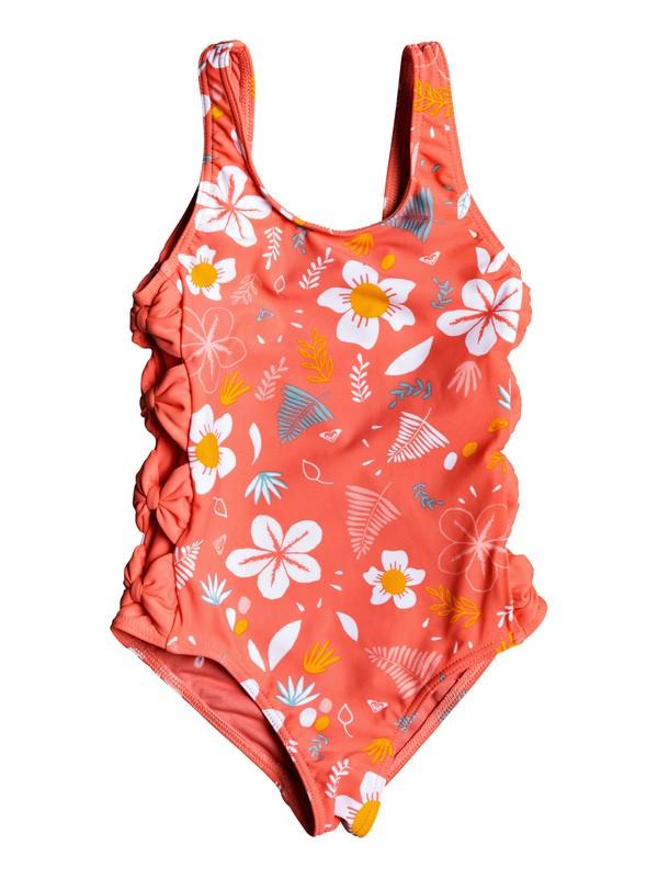 0 Fruity Shake One-Piece Swimsuit Pink ERLX103042 Roxy