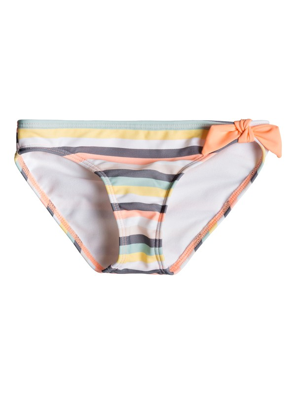0 Girl Lets Go Surfing - Bas de bikini pour Fille 2-7 ans Rose ERLX403014 Roxy
