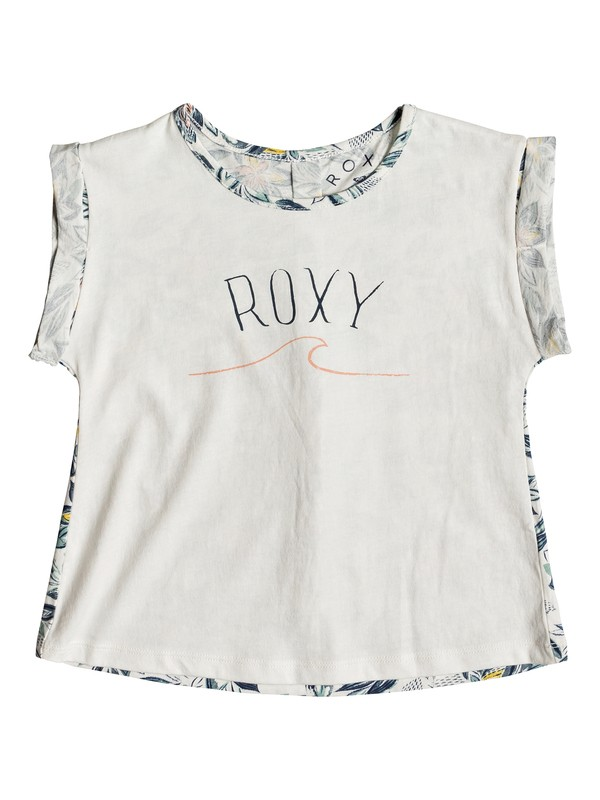 0 From The Jump A - T-Shirt for Girls 2-7 Pink ERLZT03197 Roxy