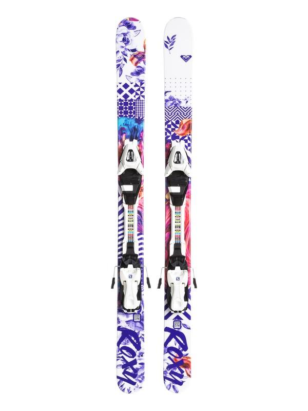 0 Bella - Skis pour Fille Violet FFBELC518 Roxy