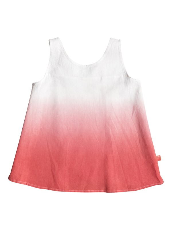 0 Baby Peach Blossom Sleeveless Top  PGRS65411 Roxy