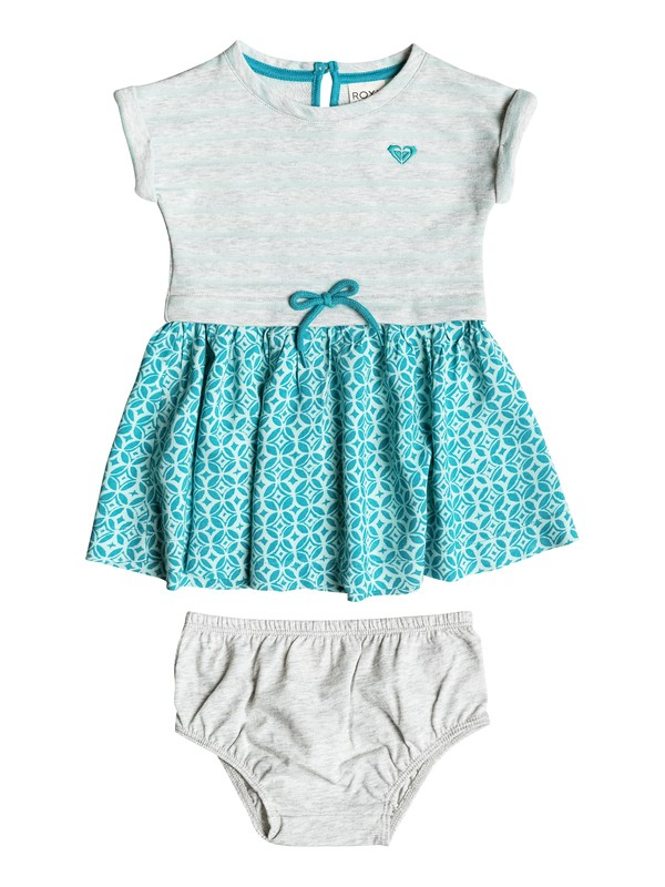 0 Baby Ocean Tide Dress  PGRS68201 Roxy