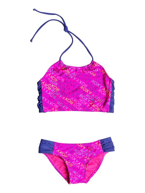 0 Baby Roxy Ready Sport Bikini  PGRS68951 Roxy