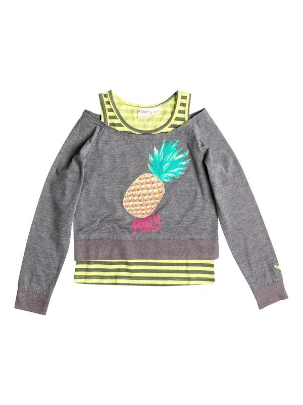 0 Baby Cool Pineapple Tee  RRF51941 Roxy