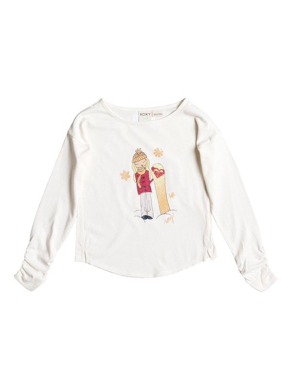 0 Baby Boarder Girl T-Shirt  RRH51401 Roxy