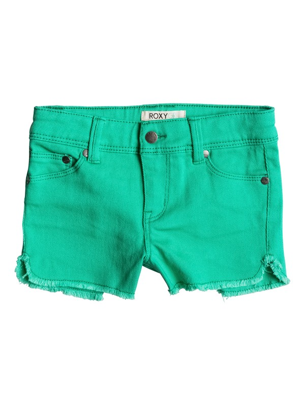 0 Girls 2-6 Miami Break Shorts  RRM65106 Roxy