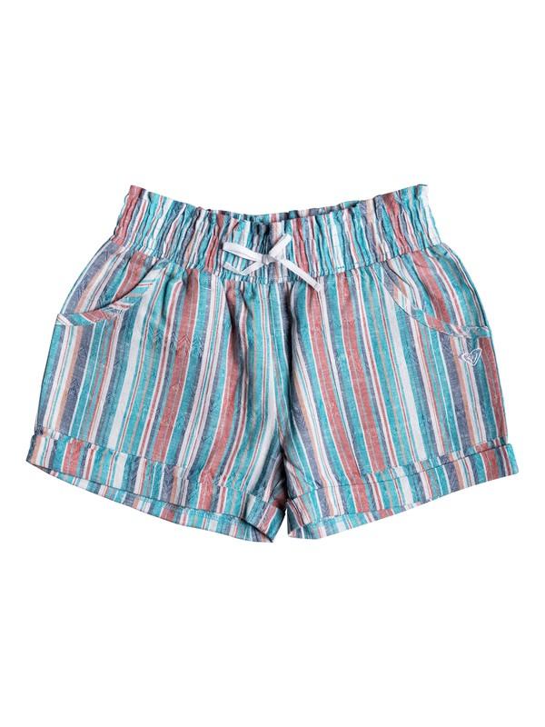 0 Girls 7-14 Bahama Bay Shorts  RRM65177 Roxy