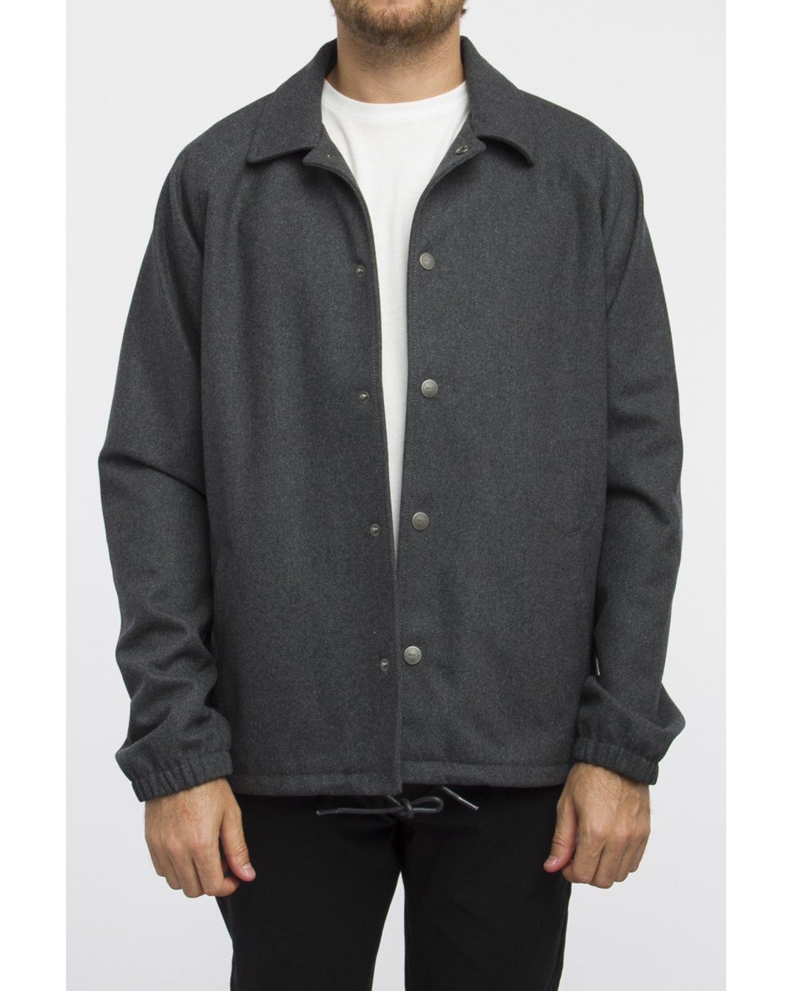 1 WRENCHMAN COACHES JACKET  A1JKRCRVW6 RVCA