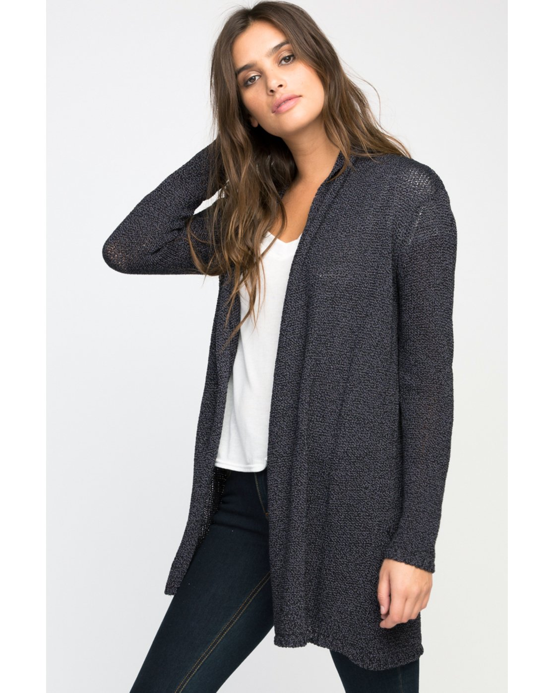 1 WRAP IT CARDIGAN  A3JPRARVW6 RVCA