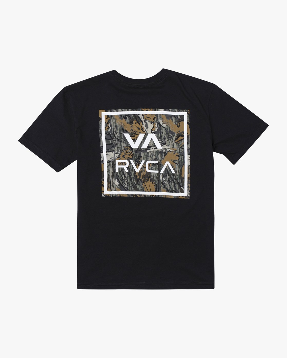 1 BOYS VA ATW SHORT SLEEVE TEE Black AVBZT00117 RVCA
