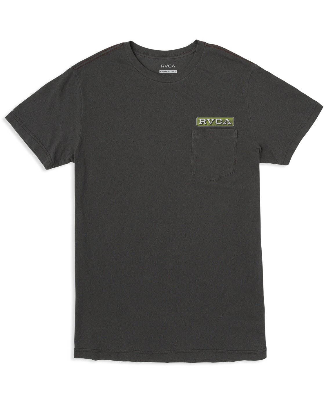 0 Boy's Unbroken Short Sleeve Tee  AVBZT00175 RVCA