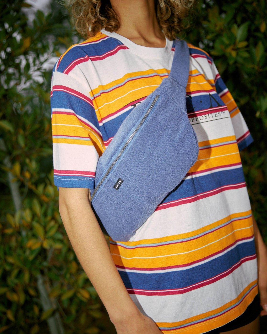 0 SPLIT UP CROSSBODY BAG Blue AVJBA00104 RVCA