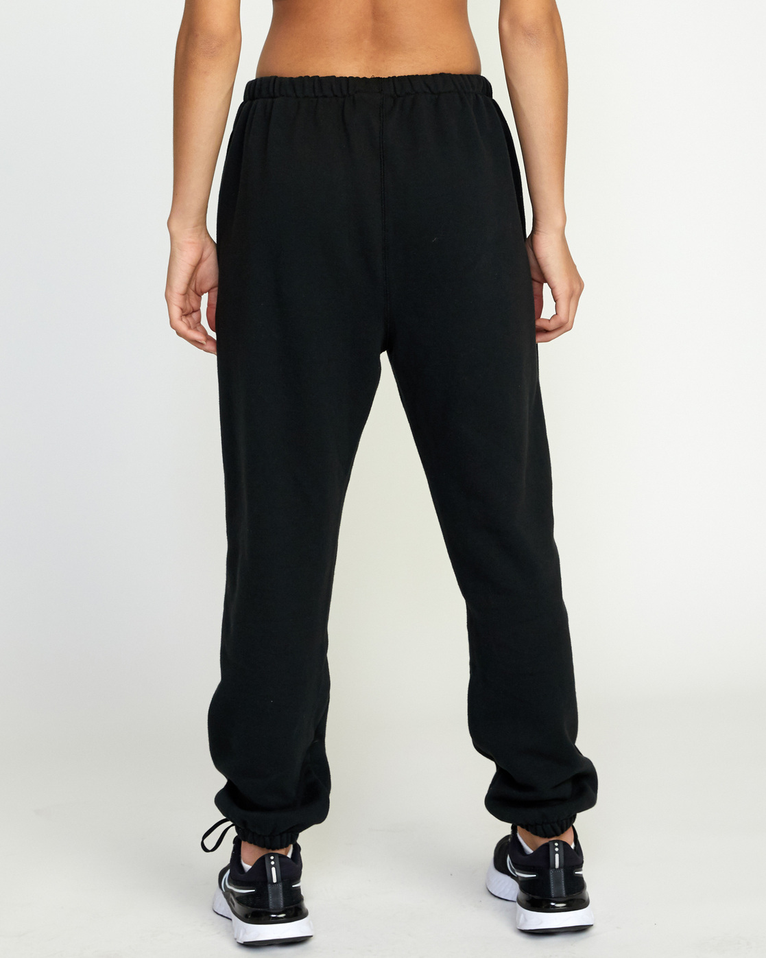 1 VA ESSENTIAL JOGGER SWEATPANTS Black AVJFB00104 RVCA