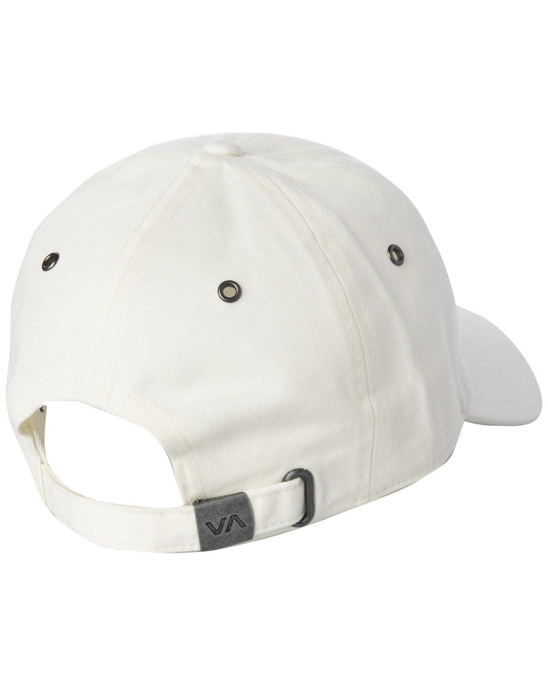 1 STAPLE TROPO HAWAII DAD HAT White AVJHA00112 RVCA