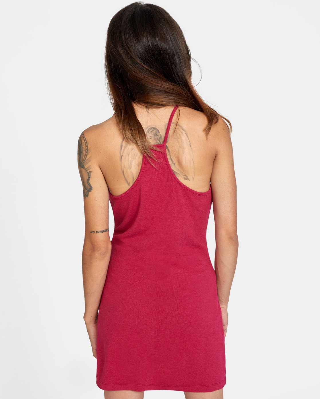1 Save It Dress  AVJKD00112 RVCA