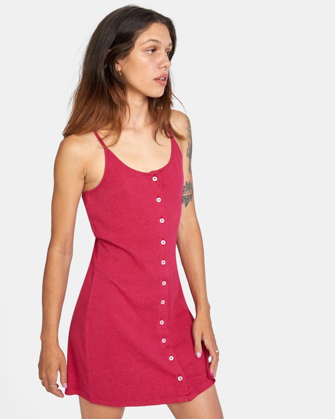 3 Save It Dress  AVJKD00112 RVCA