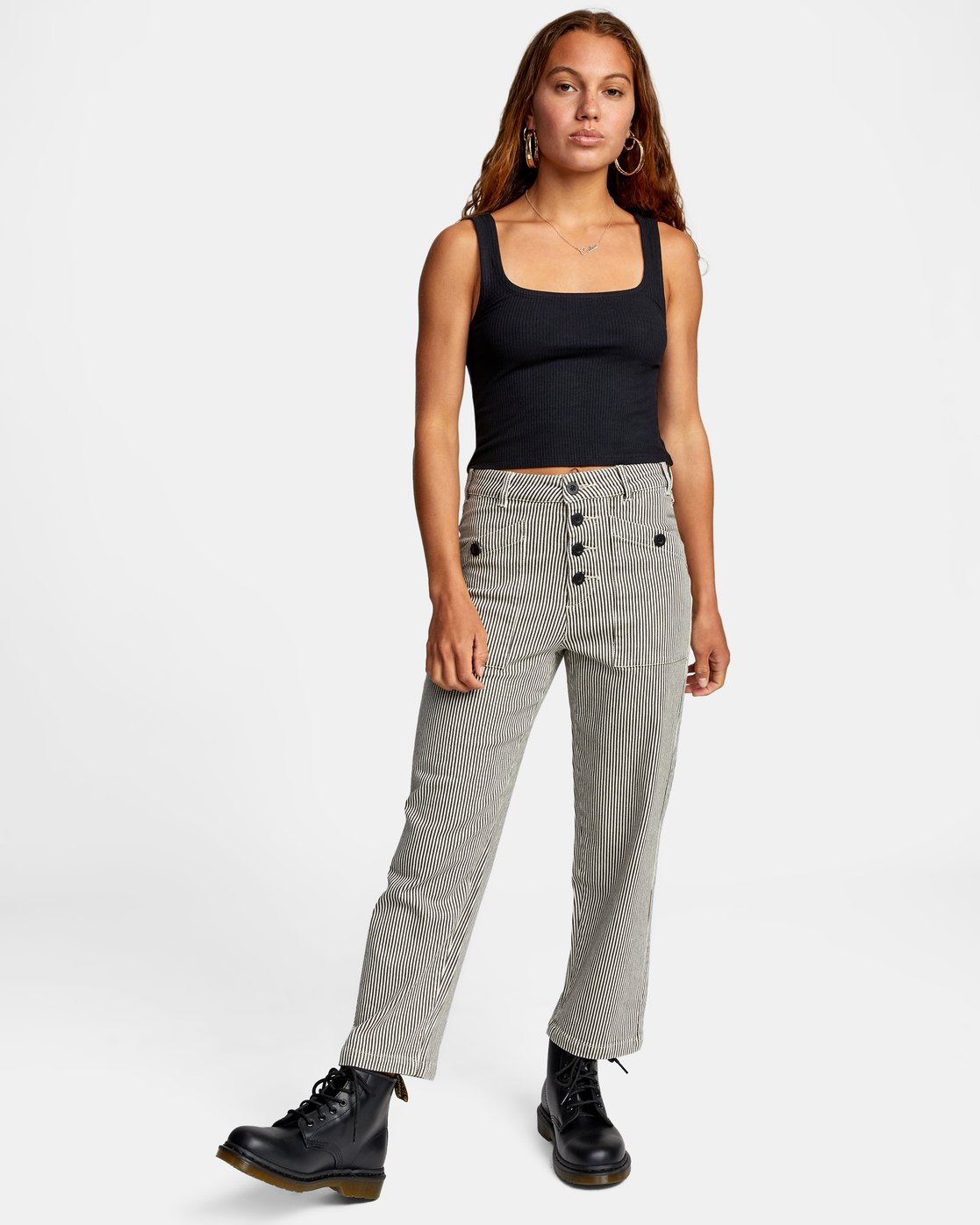 2 BADDER RELAXED FIT PANT  AVJNP00106 RVCA